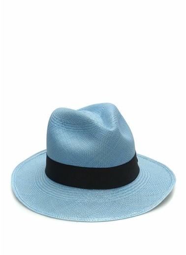 Panama Hatters Şapka Mavi